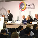 La Fédération Tunisienne des Pilotes de Ligne participe à la conférence annuelle de la IFALPA à Madrid