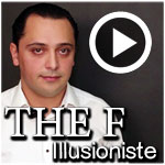 En vidéos : Des tours de prestidigitation surprenants avec l'illusionniste Fares D.Zouari
