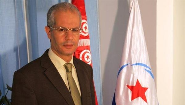 من هو عماد الحمامي وزير الصناعة والمؤسسات الصغرى والمتوسطة؟