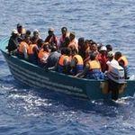 Avortement d'une tentative d'immigration clandestine