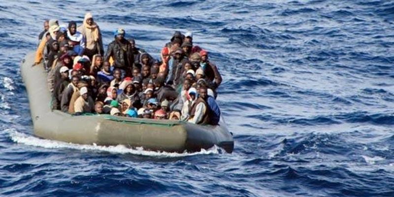 Fuyant la Libye, une centaine de clandestins interceptés en mer