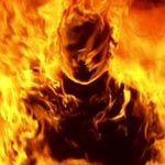 جندوبة : مواطن يبلغ من العمر 40 عاما يضرم النار في جسده