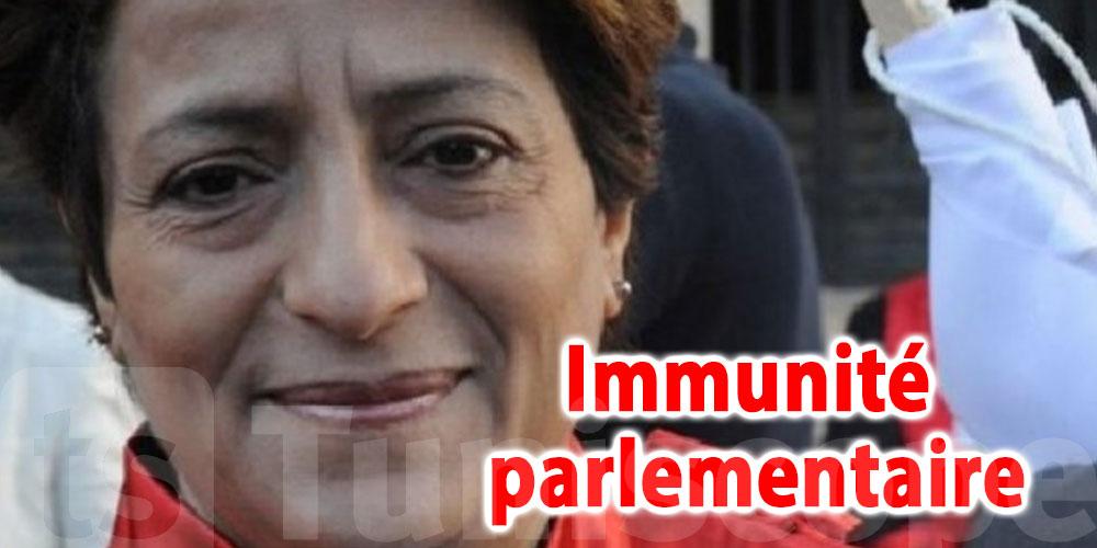 ''L'immunité parlementaire doit être levée pour tout député soupçonné de corruption''