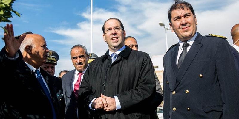 En vidéo : Inauguration du poste frontalier de Hazoua