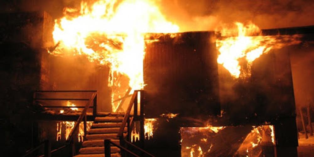 وفاة رضيعة في حريق بمنزل في تطاوين