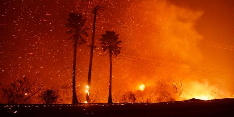 Incendie en Californie, 66 morts et plus de 600 personnes portées disparues