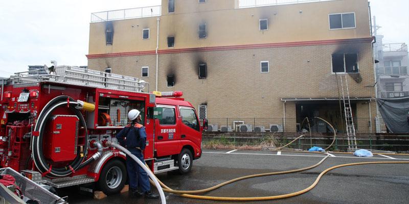 Incendie au Japon, le bilan monte à 24 morts
