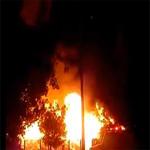 اندلاع حريق بجبل الأحيرش بجندوبة يتلف جزءا من الغابة
