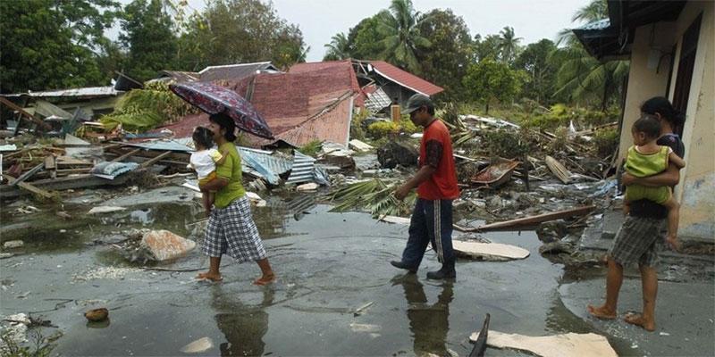 إندونيسيا: التحذير من موجات تسونامي بعد تسجيل زلزال بلغت شدته 7 درجات