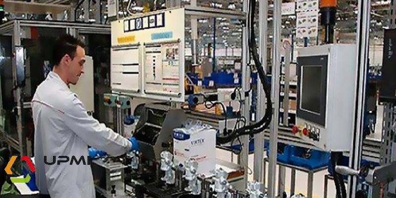 Covid-19 :  recommandations pour protéger les salariés des petites et moyennes industries