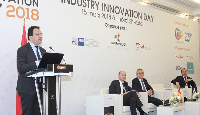 En photos l'Industrie 4.0 : Les enjeux pour la Tunisie