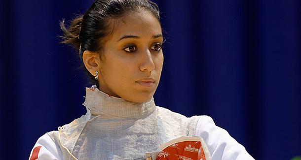 Inès Boubakri est arrivée à Tunis pour assister à la cérémonie des meilleurs sportifs tunisiens