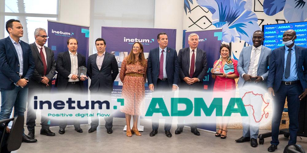 Inetum remercie les lauréats 2021 et lance la seconde édition de l'Africa Digital Manager Award
