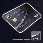 Découvrez, INFINITE la nouvelle carte premium de la BIAT