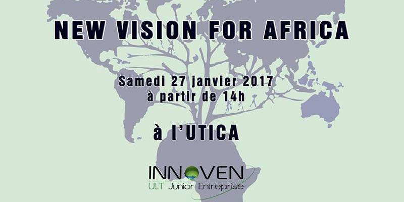 New Vision for Africa par Innoven Junior Entreprise ce samedi 27 janvier 2018