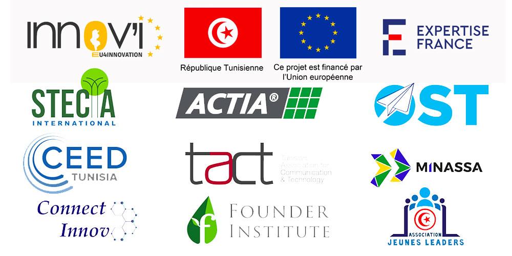 9 projets et 3.8 Millions de dinars tunisiens au profit de l'écosystème de l'entrepreneuriat innovant