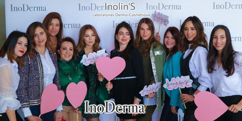En Vidéo: Les laboratoires Inolin'S lancent  InoDerma