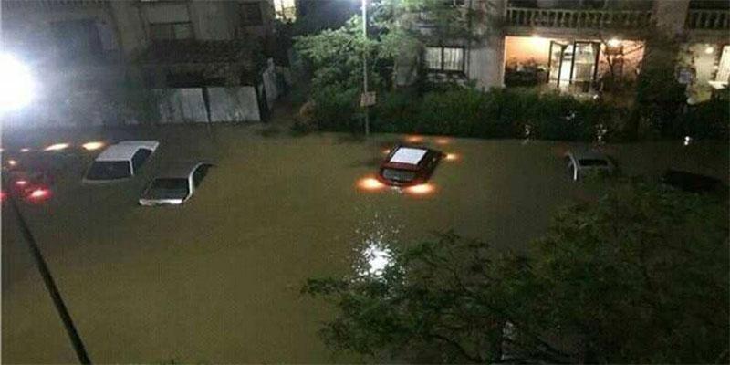 أمطار غزيرة وفيضانات في عدّة دول عربية