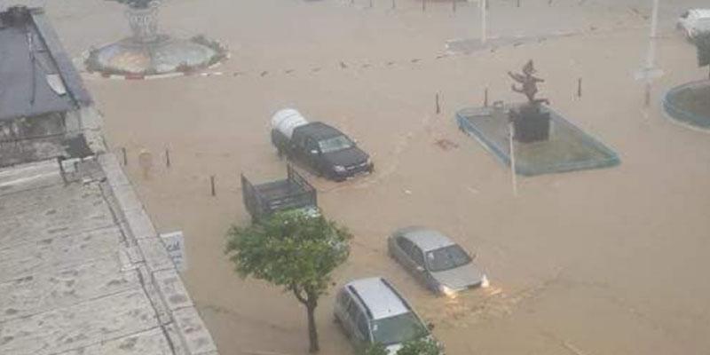 سوسة: العثور على جثة المرأة التي جرفتها مياه الأمطار