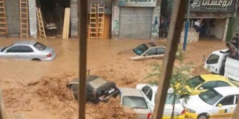 Des inondations en Jordanie font au moins 20 morts, en majorité des écoliers