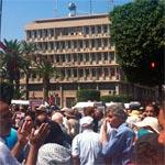 وزارة الداخلية ستحمي حق التظاهر السلمي