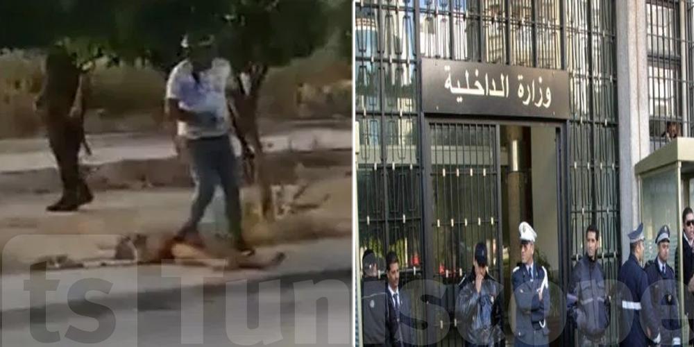 Agressé et dénudé par la police : version du ministère de l'Intérieur