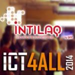 IntilaQ sponsor de l'ICT4ALL2014 présente ses startups
