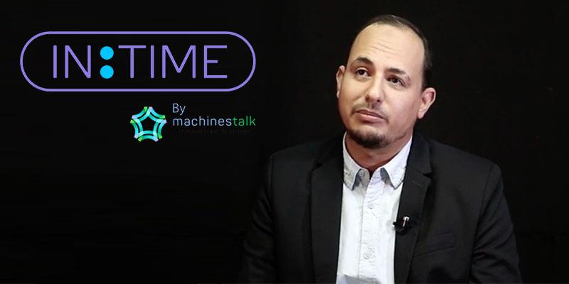En vidéo :  Issam Zlitni, une succession story à l'international pour In:Time Solutions Tunisia