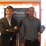 Orange offre un iPhone sur sa page fan