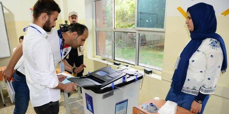 العراق.. مفوضية الانتخابات تبدأ فرز أصوات الناخبين يدويا في 6 محافظات