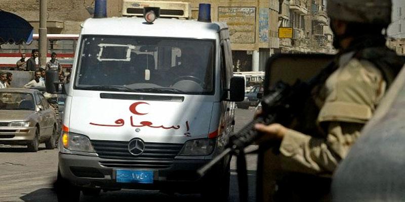 26 morts dans un double attentat suicide au centre de Bagdad