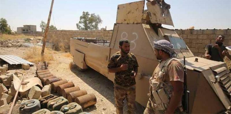 العراق.. اغتيال قيادي بارز في مليشيات الحشد الشعبي