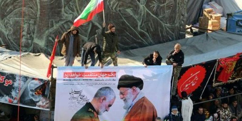 Les forces américaines classées ''terroristes'' par l'Iran