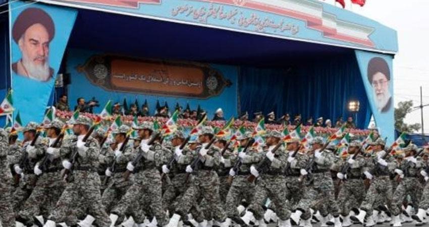 إيران تهدد باشتعال المنطقة برمتها