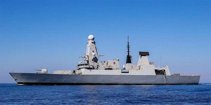 مدمرة بريطانية تصل الخليج.. والهدف تأمين ناقلات النفط