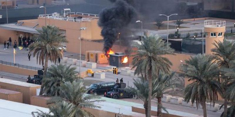 L'Iran attaque deux bases américaines en Irak