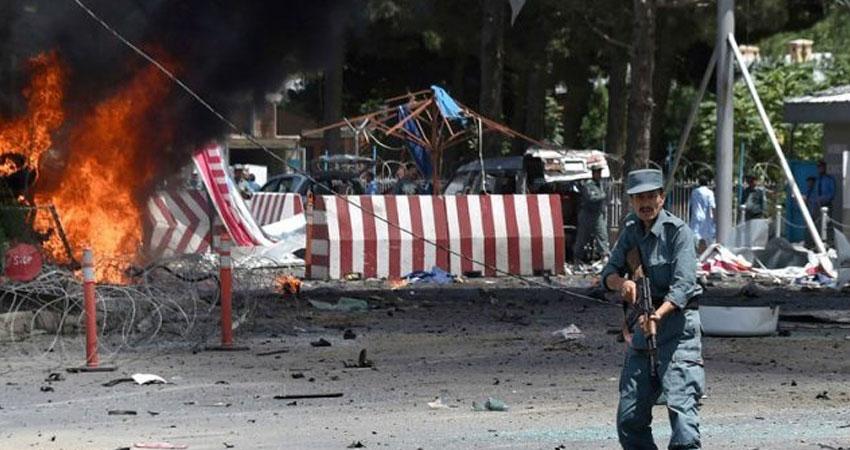 مقتل إمام وأحد المصلين بانفجار في مسجد في كابول