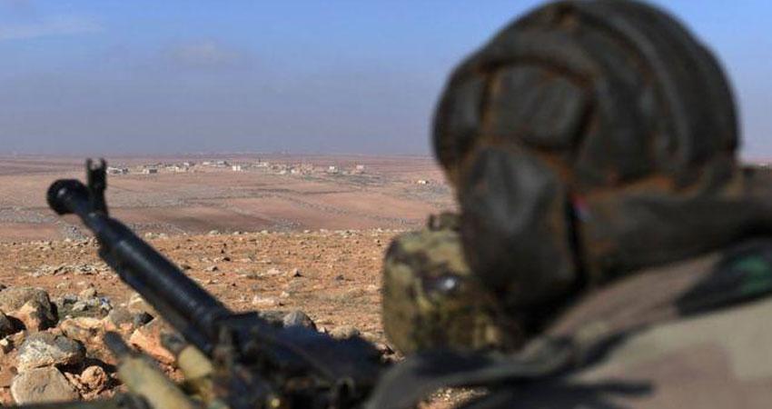 العراق يشن ضربات جوية على مواقع في سوريا