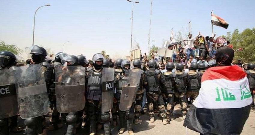 اعتقال 540 ومقتل وإصابة 211 منذ بدء الاحتجاجات جنوبي العراق
