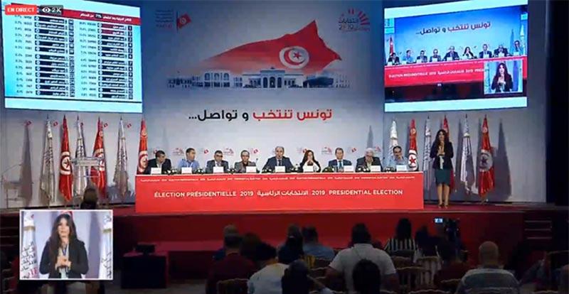 قبل الإعلان الرسمي عن النتائج: مجلس هيئة الانتخابات في اجتماع مغلق