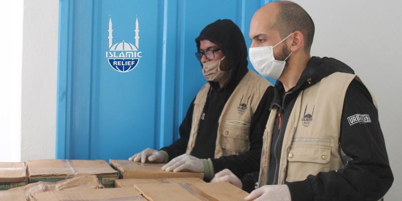 L'Organisation de Secours Islamique offre un deuxième lot de dons à 11 hôpitaux