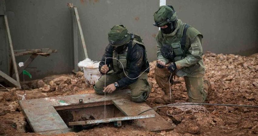 ديلي تلغراف البريطانية :الاحتلال استخدم السحر والشعوذة للكشف عن أنفاق حزب الله !