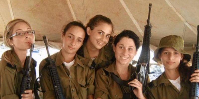 قرار عسكري إسرائيلي يمنع المجندات من خلع حمالات الصدر!