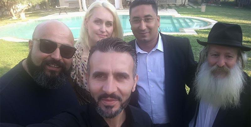 عصام الدردوري يوضّح حقيقة فبركة حلقة ''شالوم'' مع صديقه وليد الزريبي