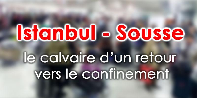 Un tunisien raconte son calvaire du retour depuis Istanbul pour un confinement à Sousse
