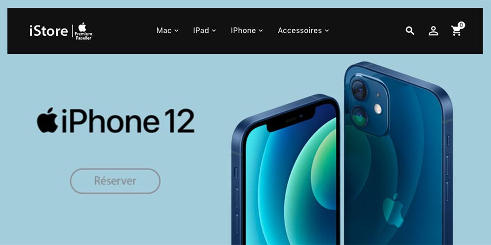 Découvrez le nouveau Istore.com.tn : Le meilleur de Apple en ligne