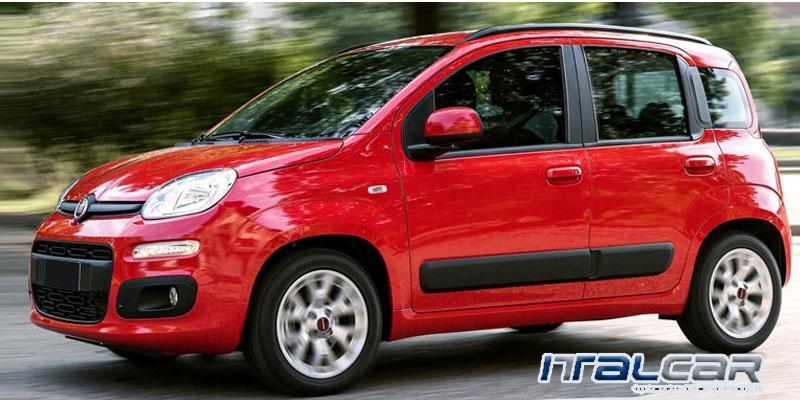 Italcar a lancé les commandes de la FIAT Panda populaire