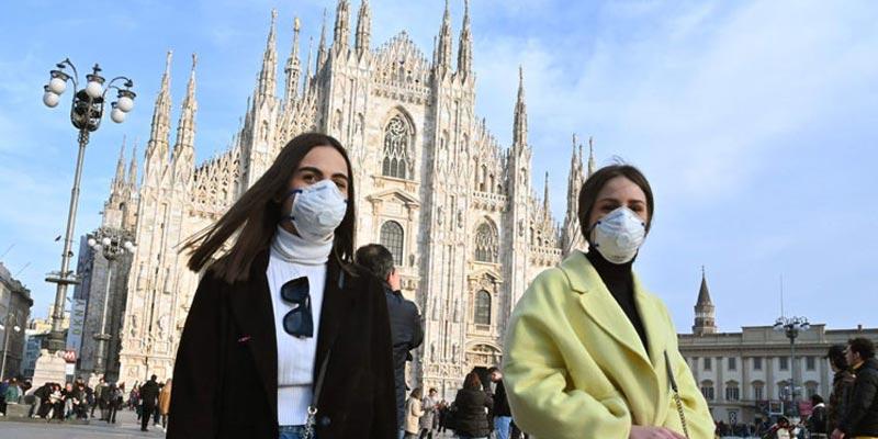 إيطاليا تقترب من تجاوز الصين في ''وفيات كورونا''