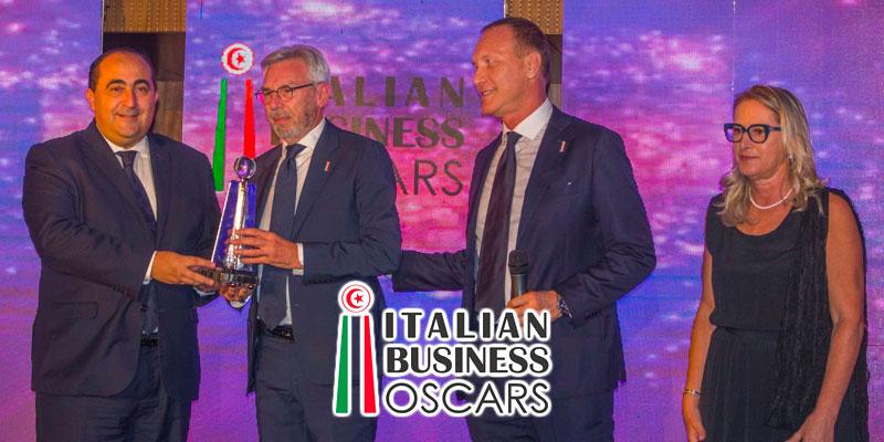 Palmarès de  l'Italian Business Oscars