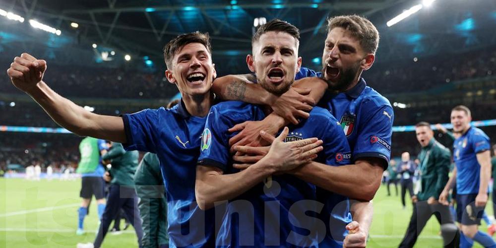 Euro 2020 : L'Italie en finale